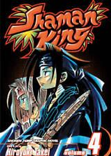 Shaman King, Vol. 4-ExLibrary