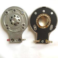 2pcs Replacement Diaphragm Fits For JBL2412 2412H-1 JRX & SF Models w/Metal ASSY