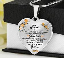 To My Mom Gift for Mom from Son, Mom Birthday Gift, Mothers Day.