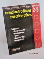 Canadian Curriculum Teacher Helper Grades 2-3 & 4-6, Lot of 2 Books