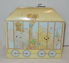 """1985 Precious Moments Enesco """"Bless The Days Of Our Youth"""" 16004 Rare Htf"""
