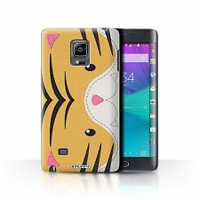 Stuff4 Case/cover for Samsung Galaxy Note Edge/n915/animal Stitch Effect/tiger