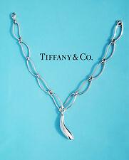Tiffany & Co Frank Gehry plata pulsera con dijes de pescado