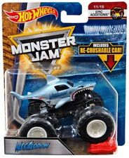 Monster Jam Megalodon Die-Cast Car #11/15 [Epic Additions, Re-Crushable Car]