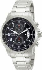 Invicta Men's 13783 Specialty Qtz Chronograph Black Dial Watch UPC 886678144204
