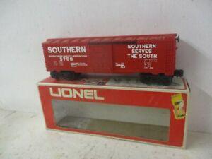 LIONEL 'O' 9700 SOUTHERN BOXCAR