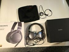SONY MDR-1A Silver High Resolution Headphones