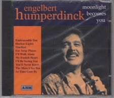 "Engelbert Humperdinck ""Moonlight Becomes You"" NEW & SEALED CD - 1st Class Post"