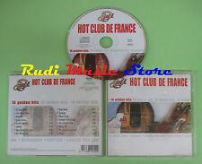 CD HOT CLUB DE FRANCE compilation 2000 HANDY ELLINGTON FISHER (C37) no mc lp dvd