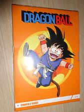 DVD N°1 DRAGON BALL COMINCIA EL VIAJE REVISTA MENSAJERO SERA SELLADO