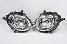 MINI Cooper Clubman R55 R56 R55 2007-2010 Halogen Headlights PAIR OEM