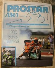 Prostar AMA 1999 Series Yearbook Motorcycle Dragracing Mint