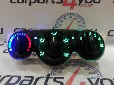 Ford focus MK1 98-05 led verte heater control unit (white dot) + gratuit uk envoi