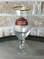 Stella Artois Chalice Beer Glasses, Brand New Condition, 4 Available