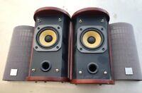 JVC Speakers SP-FSSD9 Wood Vintage Color