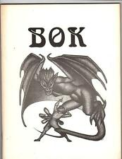 BOK: A Tribute to the Late Fantasy Artist by Gerry de la Ree Limited, First (SOF