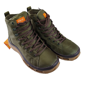 Terrafin SoftScience Lace Up Water Shoe Boot Size 10 Fish Hike Lake Stream