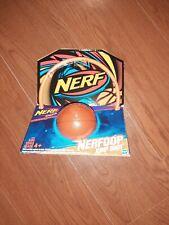 Hasbro Nerfoop Orange Basketball Hoop Nerf Sports Jump Shot Indoor NBA Age 4+