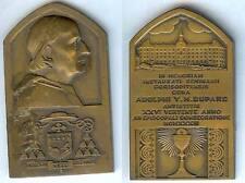 Médaille de table - QUIMPER Adolphe DUPARC évêque de Quimper & Léon d=70,5x43mm