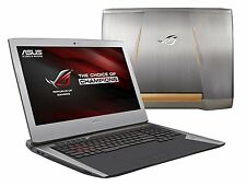"ASUS ROG G752VT-DH72 17.3"" Gaming Laptop i7-6700HQ 16GB 1TB 128GB GTX 970M 3GB"