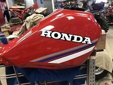 Restored 1985 85 Honda ATC 250sx Gas Fuel tank Restoration service available