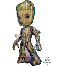 Baby Groot Guardians of Galaxy Supershape Foil Balloon