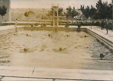 ESPAGNE c. 1955 - Insolite Exercices Militaires en Piscine à Tolède - PR 1262