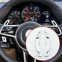 Car Steering Wheel Shift Paddle Shifter For Porsche Boxster Macan Spyder 918 911
