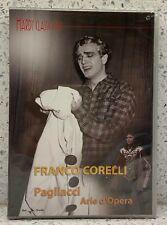 """FRANCO CORELLI Leoncavallo's """"Pagliacci"""" and Opera Arias (DVD, 2004)"""