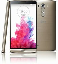 "LG G3 16GB Gold LTE Android Smartphone 5,5"" Display ohne Simlock 13MP Kamera"