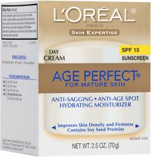 Loreal Age Perfect Day Cream for Mature Skin 2.5 oz