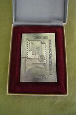 DDR Medaille - 15 Jahre DDR - Nationale Briefmarken-Ausstellung - Berlin 1964
