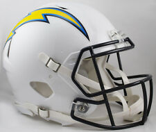 LOS ANGELES CHARGERS NFL Riddell SPEED Full Size AUTHENTIC Football Helmet