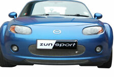 ZUNSPORT SILVER FRONT GRILLE SET for MAZDA MX5 MK3 2006-09 ZMA48906