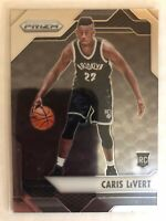 Caris LeVert 2016-17 Panini Prizm Rookie RC #165 Indiana Pacers