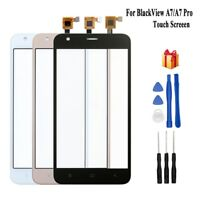 For BlackView A7/A7 Pro Touch Screen Digitizer Panel Replacement + Repair Tools