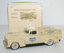 Pick-ups miniatures cars