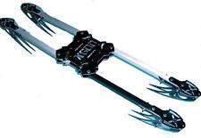 Quadrocopter Quadro Copter ALU Frame X-600 Kit Bausatz - klappbar / foldable -