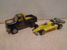 New listing 1977 & 1982 MATTEL HOT WHEELS SHELL GAS PICUP TRUCK & FORMULA 1 RACE CAR MINT
