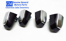 2015-17 Escalade Tahoe Yukon LED Keyless GM Exterior Door Handle End Caps