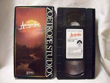 Apocalypse Now VHS. Marlon Brando, Martin Sheen. Rated R, 153 min, color, 1979.