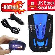 Brand New 360 Degree Car Anti-Police Speed Safety Radar Detector Voice Alert