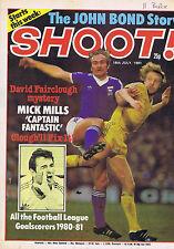 DAVID FAIRCLOUGH / MICK MILLS / JOHN BOND / STEVE McMAHON Shoot18July 1981