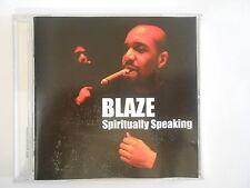 BLAZE : SPIRITUALLY SPEAKING - [ CD ALBUM ] --> PORT GRATUIT