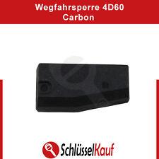 Nissan Ford 4D60 Transponder Chip Schlüssel Wegfahrsperre Karbon 4D 60 Auto Neu