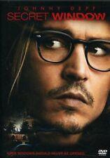 Secret Window  DVD (2004) Johnny Depp