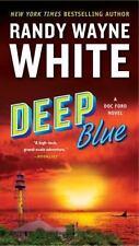 A Doc Ford Novel: Deep Blue 23 by Randy Wayne White (2017, Paperback)