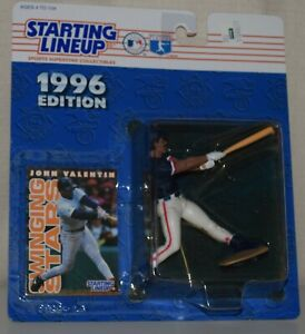 1996 STARTING LINEUP 68877 - JOHN VALENTIN * BOSTON RED SOX - MLB SLU