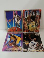 New listing Fleer/Skybox Shaquille O'Neal Basketball Cards Lot Z Force, Frequent Flyers