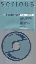 CD-MUSIQUE VS U2 NEW YEARS DUB--PROMO